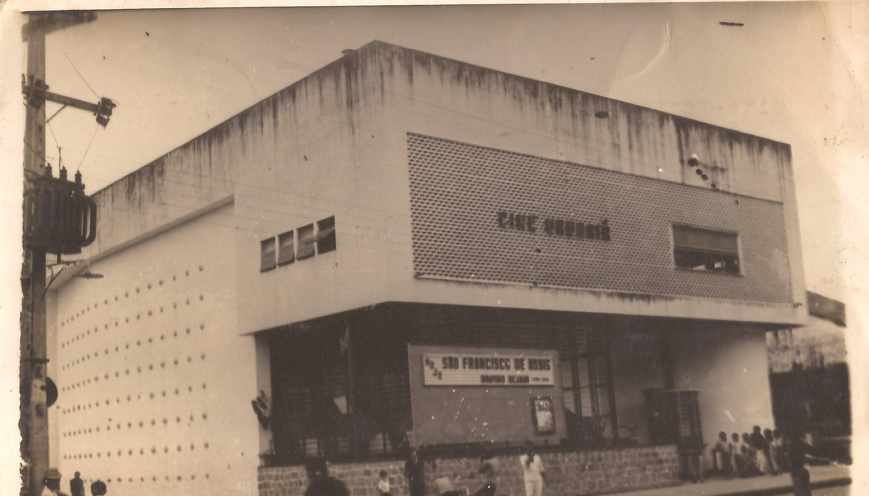 Cine Teatro Urubatã - Proprietário Arnaud Nogueira - Goiana - PE 25-05-57